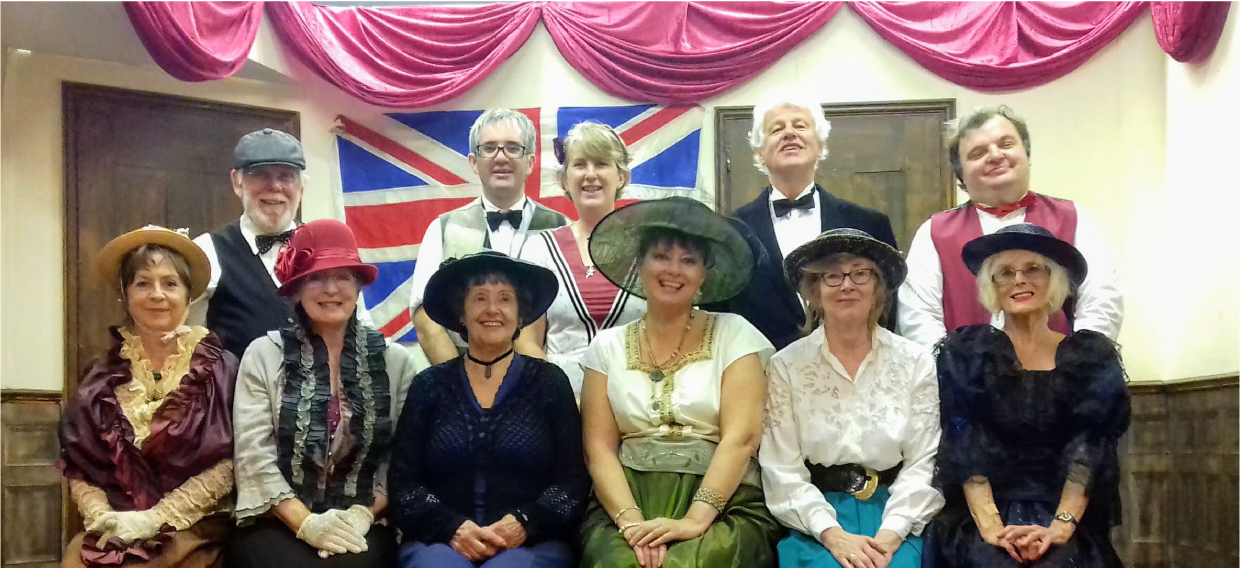 Witney Dramatic Society - Old Time Music Hall 2018