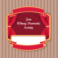 Join Witney Dramatic Society